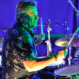 David Driver: Drums and Percission